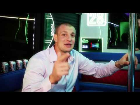 Rockstar Gronk Partybus
