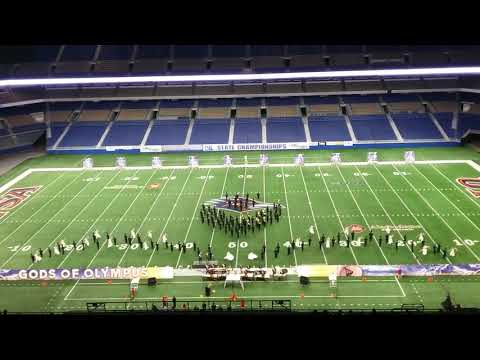 Roma High School Band 2017- UIL 5A Texas State Marching Contest