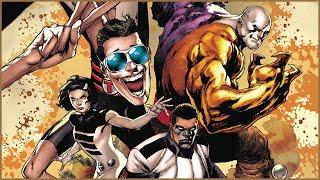 Origin Of The Terrifics - DC Comics Version Of The Fantastic Four