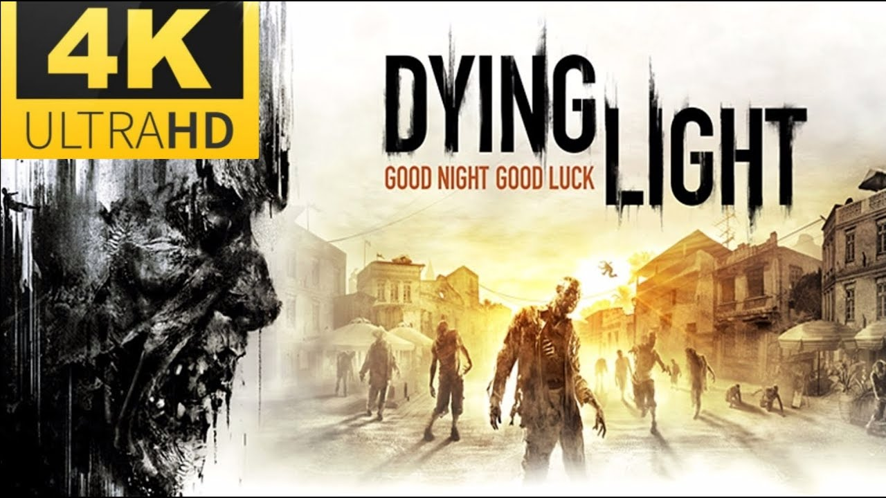DYING LIGHT INTRO 60FPS 4K ULTRA HD...