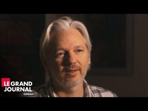 Download Julian Assange (WikiLeaks) l'entretien exclusif - Le Grand Journal