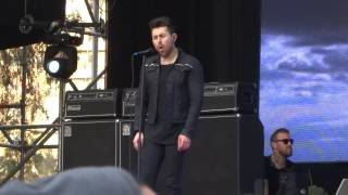 AFI - Just Like Heaven  (The Cure cover) -  lollapalooza chile 2014 #lollacl