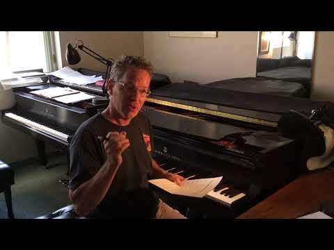 Voicing at the Piano: The Sting