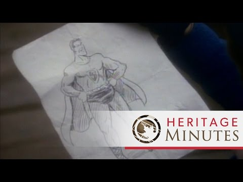 Heritage Minutes: Superman