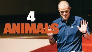 4 Animals - Daniel 7