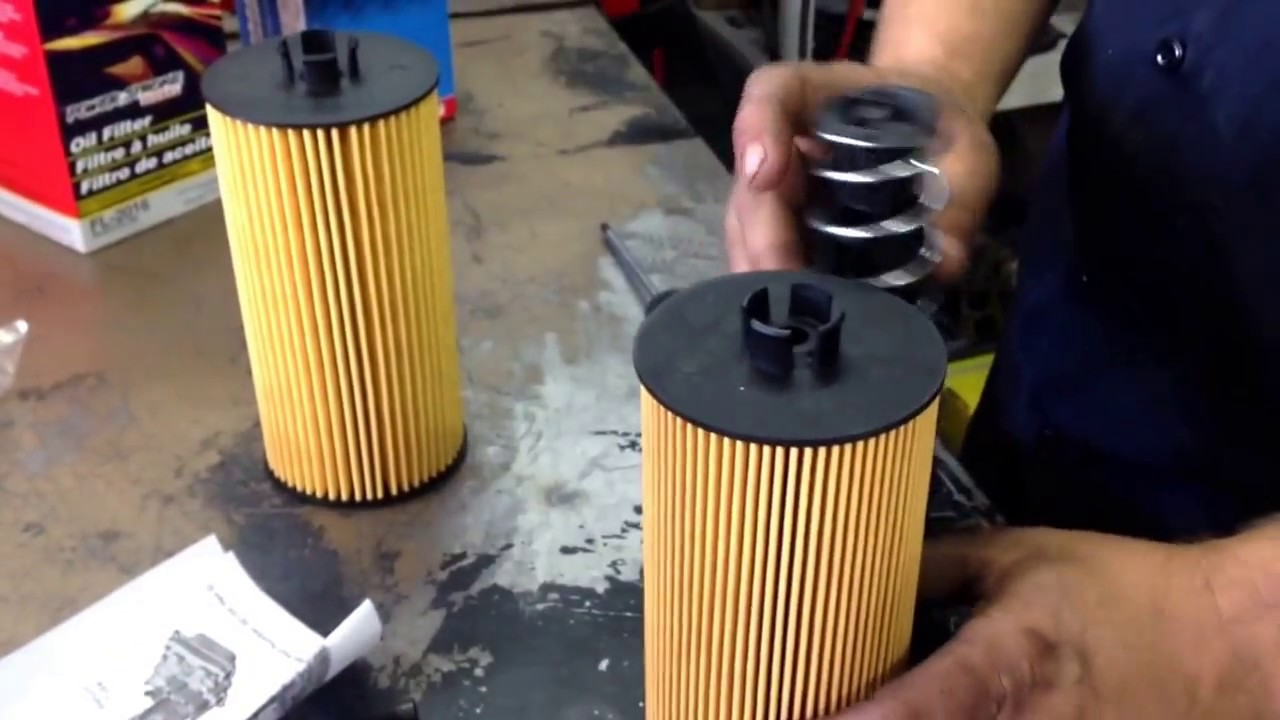 6 0 powerstroke broken oil tube issue [ 1280 x 720 Pixel ]