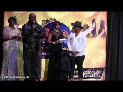 The Entire 2016 Holla Back Gospel Awards 11 Feat. Byron Cage