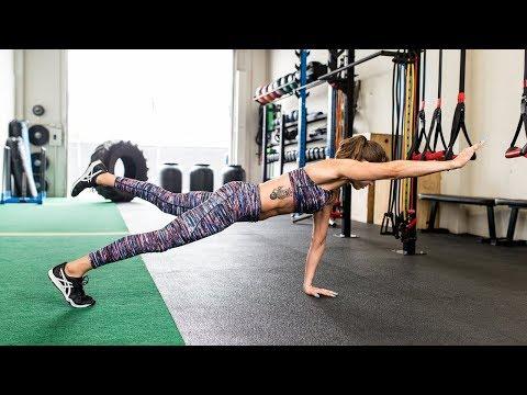 23 Anti Rotational Exercises
