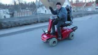 Scooter électrique Boosté