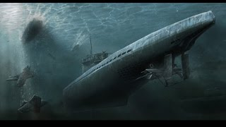 Best Submarine Simulator on PC ! Drown the Aircraft Carrier of Royal Navy ! Silent Hunter 5