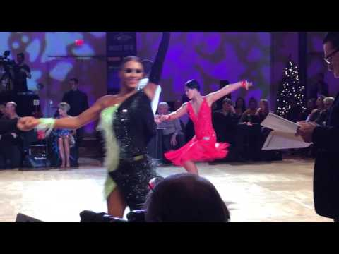 Holiday Dance Classic Las Vegas Open Amatuer Competition: Rumba