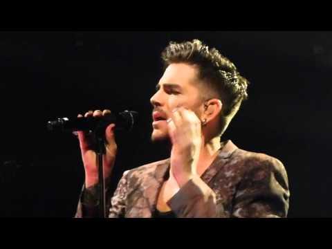 Adam Lambert - There I Said It - Sydney 1, 30 Jan 2016