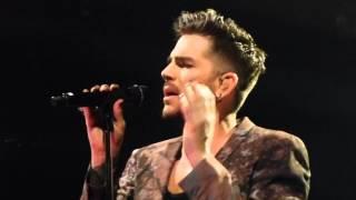Adam Lambert There I Said It Sydney 1 30 Jan 2016