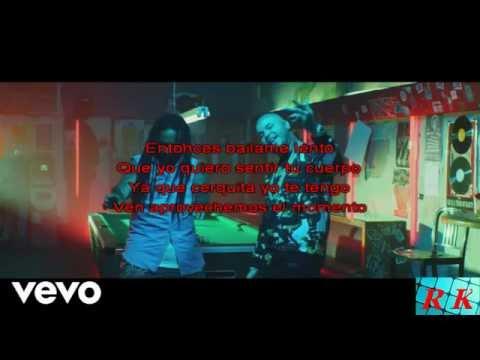 Chillax - Farruko (Karaoke) con Voz de Apoyo de Mani Marley