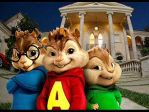 The Chipmunks / 'Who is it'- Michael Jackson