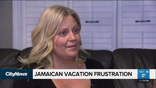 Family frustrated by process of changing travel plans due to travel warning