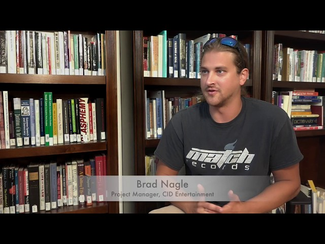Project Manager Brad Nagle Talks About Turning a Passion Into a Career