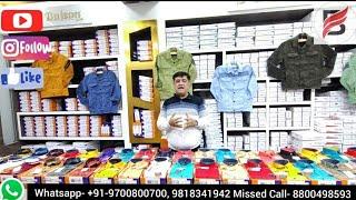 Fancy Kids Shirts || Bajson Kids Shirts Manufacturer|| Premium range of Shirts for Kids