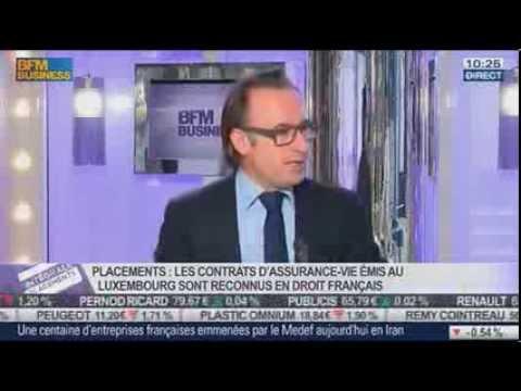 03/02/2014 -  Le Contrat d'assurance-vie émis au Luxembourg : un réel intérêt ?