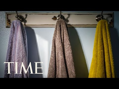 Download Youtube: Your Towels Are Way Dirtier Than You Think & You Should Probably Wash Them More Often | TIME