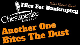 Another Energy Bankruptcy Wipes Out Stock Value Worth -$7 Billion Chesapeake Energy Files Chapter 11