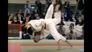 JUDO 1999 Kano Cup: Kosei Inoue (JPN) - Ben Sonnemans (NED)