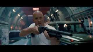 Форсаж 6  Русский трейлер '2013'  HD
