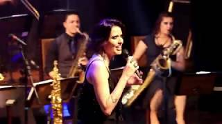 Mareike e Banda Municipal de Blumenau - FRITA (Edu Colvara/ Gregory Haertel)