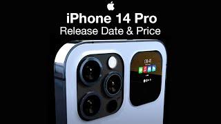 iPhone 14 Pro Release Date and Price – Titanium NEW Design!