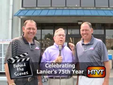 75 years of success - Lanier