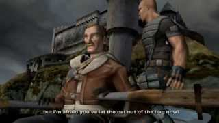 Timesplitters: Future Perfect (PS2) walkthrough - Scotland the Brave