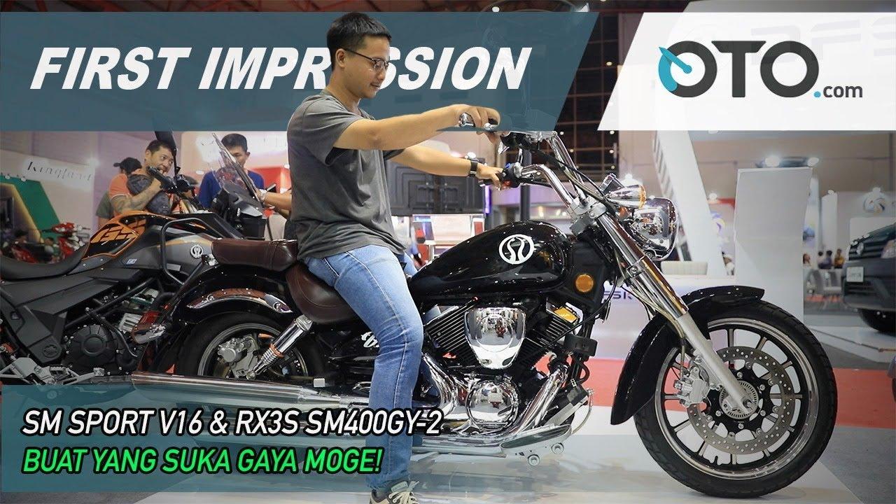Imos 2018 Sm Sport Gy150 Motor Trail Murah Meriah Pesaing Honda