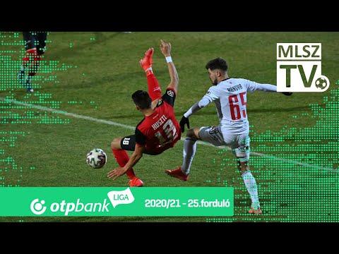 Budafoki MOL Vidi Goals And Highlights