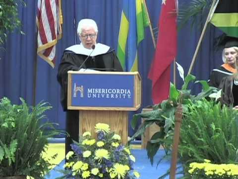 Misericordia University May 2013 Commencement Address- Carl Bernstein