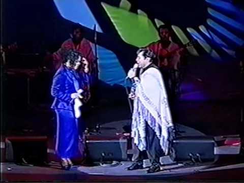 Los Kjarkas y Eva Ayllon en Lima - Perdoname (takirari) High Quality