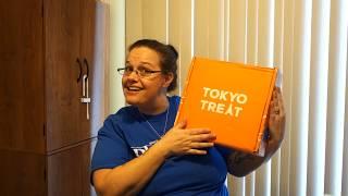 TOKYO TREAT JAPANESE CANDY BOX!
