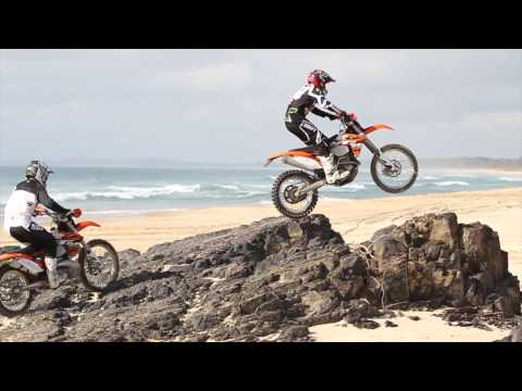 Riding the High - 300 EXC Vs 450 EXC