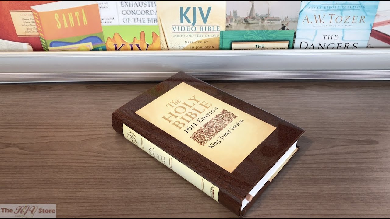Download 1611 Edition KJV Bible (Hendrickson)