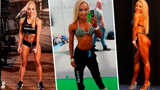 Top 2 Arnold Classic MAŁGORZATA FLIS Posing & Workout