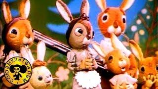 Зайка-зазнайка | Мультфильм для малышей