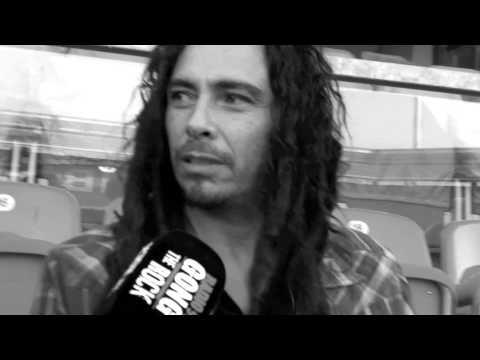 Gong 97.1 THE ROCK - KORN spricht deutsch bei R.I.P. 2011