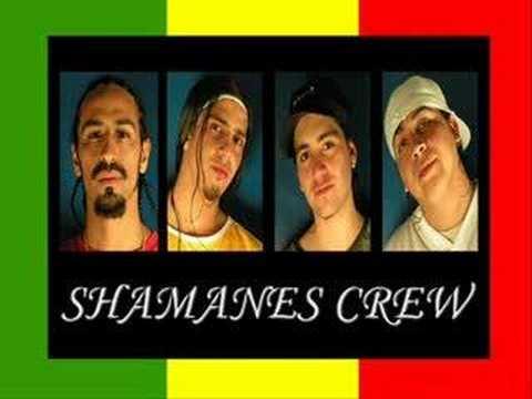 shamanes crew amor de luto