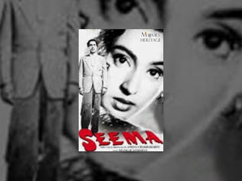 Seema | Balraj Sahni, Nutan | Superhit Classic Bollywood Movies