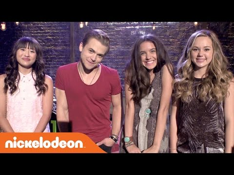 Bella And The Bulldogs | Hunter Hayes Music Video | Nick