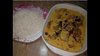 Kadhi Chawal Recipe by hamida dehlvi