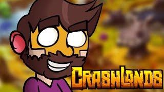Crashlands | WING BONERS | Gameplay PC/Steam Part 2
