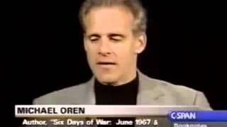 "Michael B. Oren - Six Days of War 1/4 ""Creation of the Modern Middle East"""