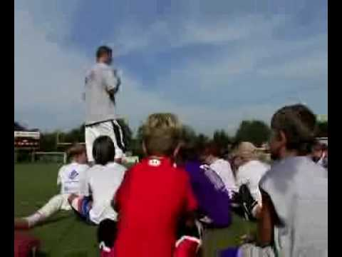 Shane Matthews Fun-N-Gun Football Camp 2007