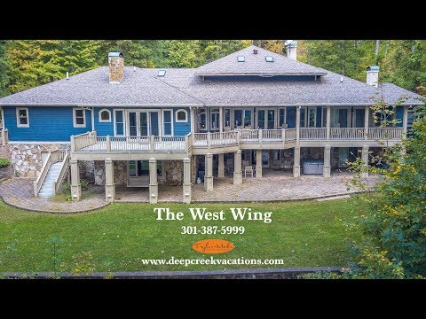 The West Wing at Deep Creek Lake