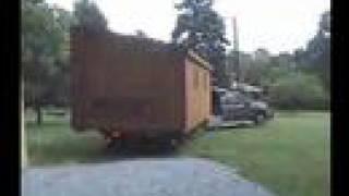 Prefab Garage Delivery